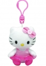 Maskotka brelok Beanie Babies balerina - Hello Kitty (40956)
