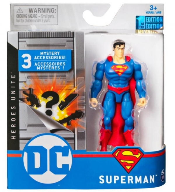 Figurka DC Universe Superman (6056331/20123044)