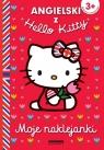 Angielski z Hello Kitty Moje naklejanki  (51564) 3+ Ross Joanna