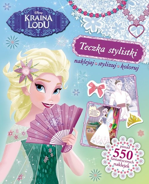 Kraina Lodu - Teczka stylistki