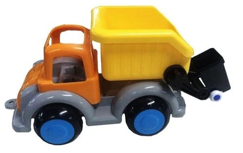 Pojazd śmieciarka Jumbo z figurką Edi