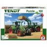 Puzzle 100: Traktory - 724 Vario i 716 Vario