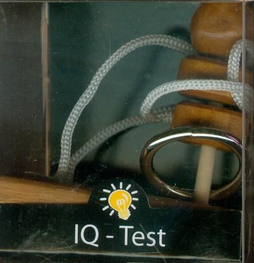IQ-Test Puzzle Uwolnij pierścień 5
