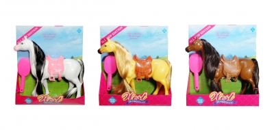 Koń dla lalki typu Barbie