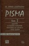 Pisma Tom 3 Eremia w służbie Kościoła Memoriał do Leona X i inne dzieła