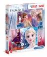 Puzzle SuperColor 2x60: Frozen 2 (21609)