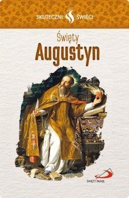 Karta Skuteczni Święci. Święty Augustyn praca zbiorowa