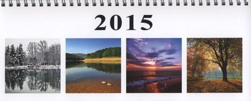 Kalendarz na biurko 2015 Office miesięczny