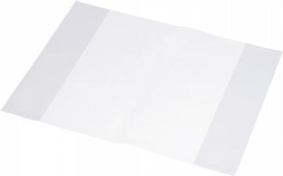Okładka na zeszyt A4 PP, 10 szt. - wysoko przezroczysta (442302)