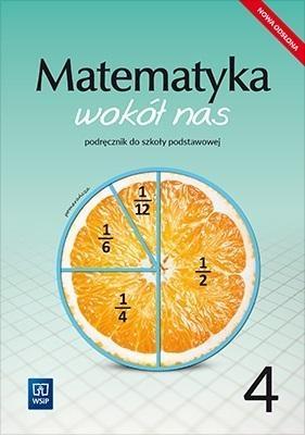 Matematyka wokół nas SP 4 podr. 2020 WSIP Helena Lewicka, Marianna Kowalczyk