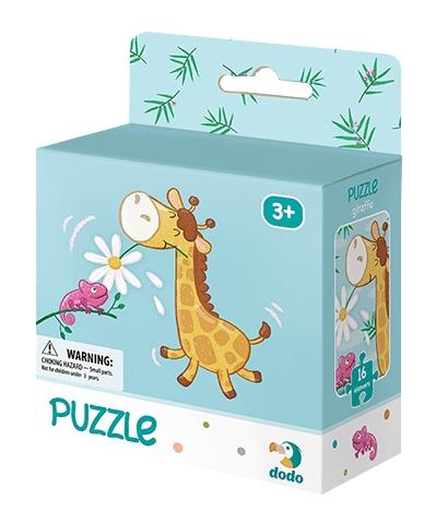 Puzzle 16: Żyrafa (DOP300163)