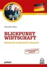 Blickpunkt Wirtschaft Niemiecki w ekonomii i biznesie Bęza Stanisław