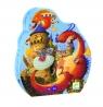 Puzzle postaciowe Smok (DJ07256)