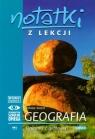 Notatki z lekcji Geografia fizyczna z geologią Część 2 Kozioł Tomasz