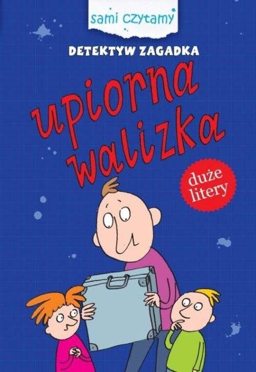 Detektyw Zagadka Upiorna walizka Czarkowska Iwona