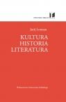Kultura Historia Literatura Łotman Jurij