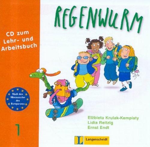 Regenwurm 1 CD do podręcznika Język niemiecki dla kl.4 Krulak-Kempisty Elżbieta, Reitzig Lidia, Endt Ernst