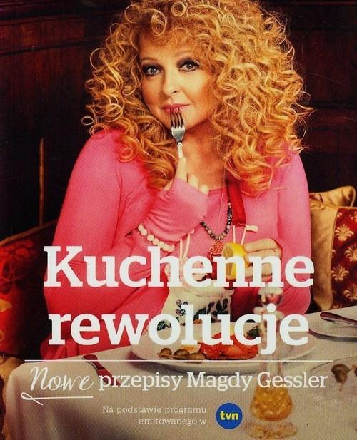 Kuchenne rewolucje Gessler Magda