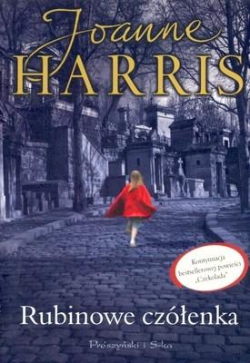 Rubinowe czółenka Harris Joanne