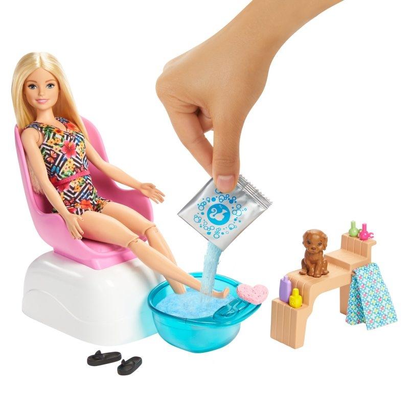 Barbie: Mani-pedi Spa (GHN07)