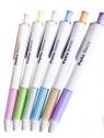Długopis Blanco Oil Gel - niebieski mix