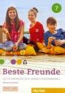 Beste Freunde 7 Język niemiecki Zeszyt ćwiczeń Szkoła podstawowa