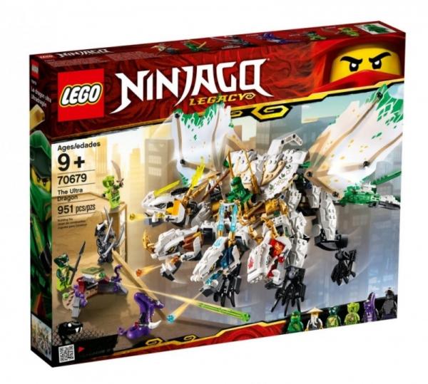Klocki Ninjago Ultra Smok (70679)