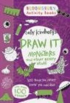Draw it: Monsters Sally Kindberg
