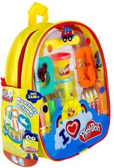 Play-Doh Zestaw kreatywny plecak