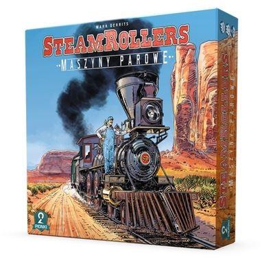 Steam Rollers: Maszyny Parowe (322STEROL)