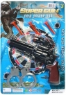 Pistolet na strzałki z akcesoriami