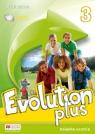Evolution Plus 3 Książka ucznia (wersja wieloletnia)