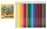 Kredki ołówkowe 24 kolorów