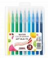 Pisak artystyczny pędzelkowy Brush Pen 18 kolorów (MG ACP 92168)