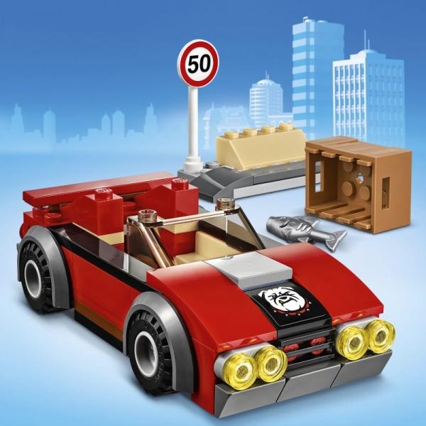 Lego City: Aresztowanie na autostradzie (60242)