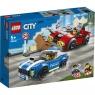 Lego City: Aresztowanie na autostradzie (60242) Wiek: 5+