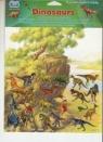 Naklejki Family Dinozaury  120 x 600