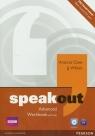 Speakout Advanced Workbook with key + CD