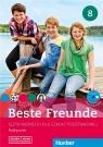 Beste Freunde 8 + CD 797/2/2018 praca zbiorowa