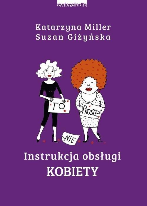 Instrukcja obsługi kobiety Miller Katarzyna, Giżyńska Suzan