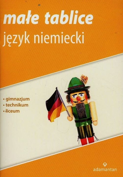 Małe tablice Język niemiecki Czauderna Maciej, Gross Robert