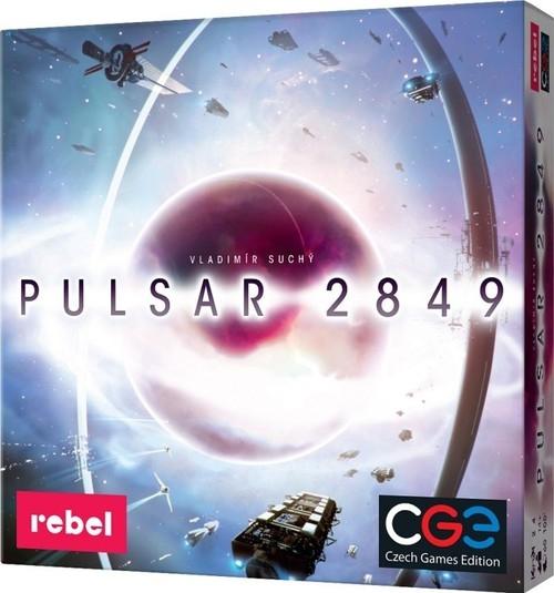 Pulsar 2849 - edycja polska