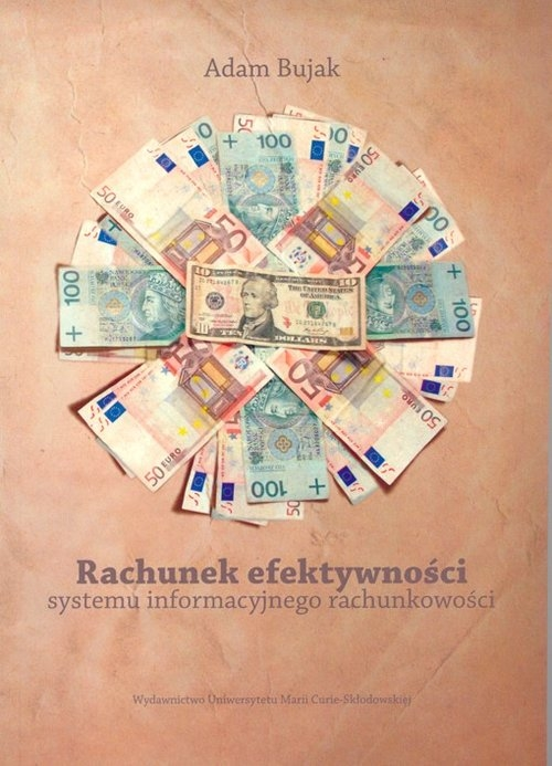 Rachunek efektywności systemu informacyjnego rachunkowości Bujak Adam