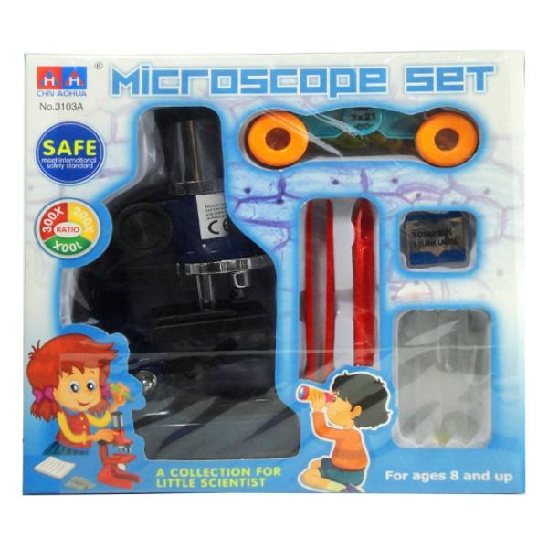 Mikroskop x300 (G871)