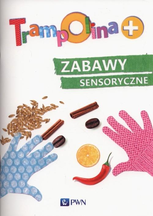 Trampolina+ Zabawy sensoryczne Lekan Elżbieta