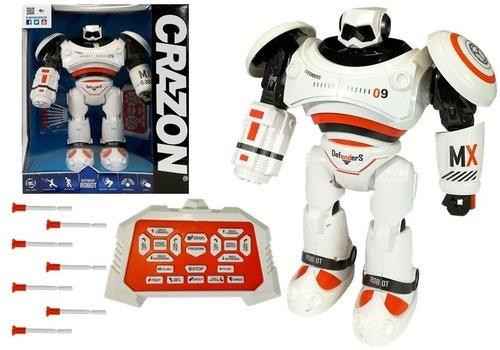 Zdalnie Sterowany Robot R/C Działko na Ramieniu