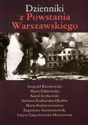 Dzienniki z Powstania Warszawskiego praca zbiorowa