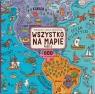 Puzzle 600: Wszystko na mapie. Mizielińska Aleksandra, Mizieliński Daniel