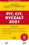 PIT CIT Ryczałt 2021 Podatki-Przewodnik po zmianach 1/2021
