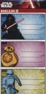 Naklejki na zeszyty Star Wars